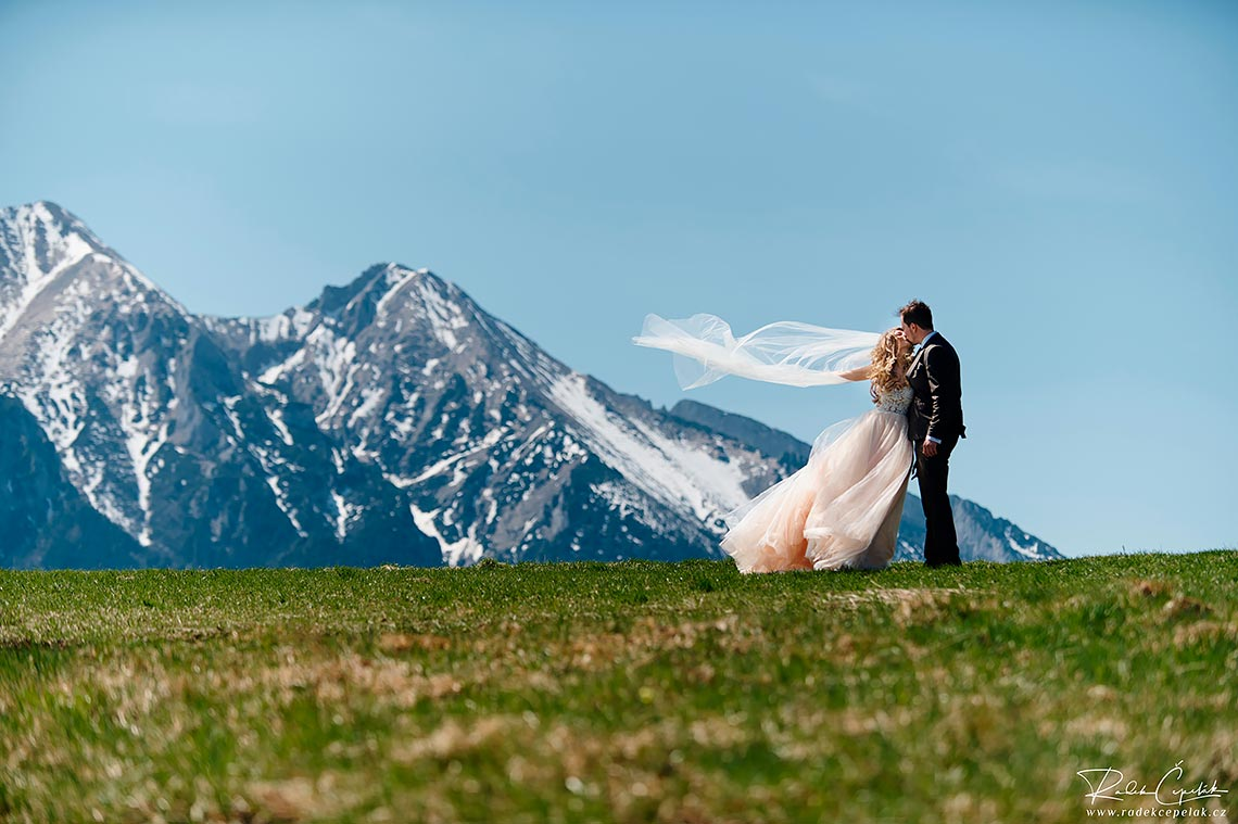 svadba stodola Gréta