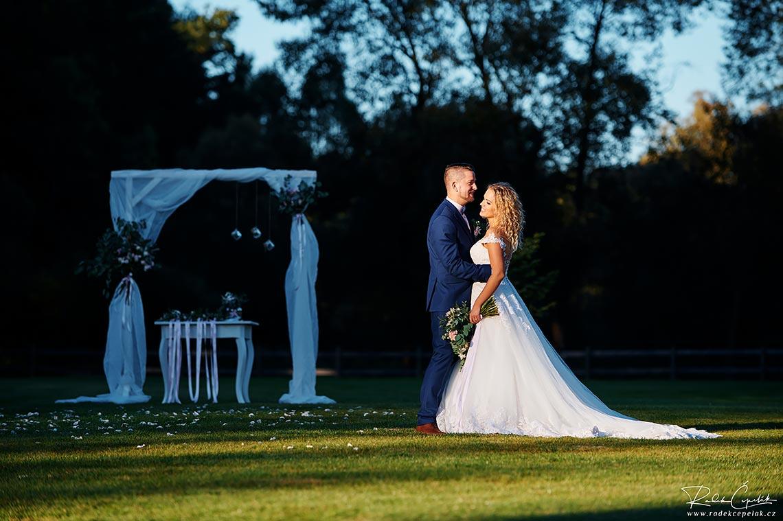 Svatba Hodějovický Mlýn