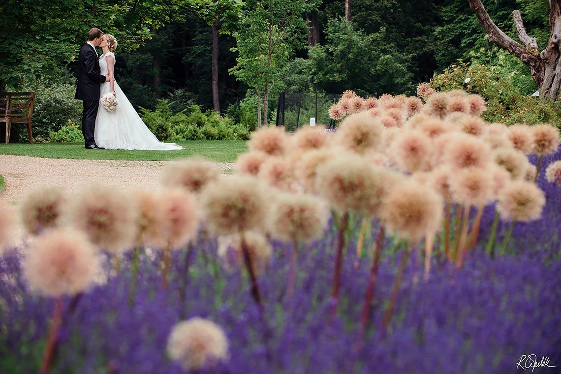 svatební fotografie Chateau Mcely