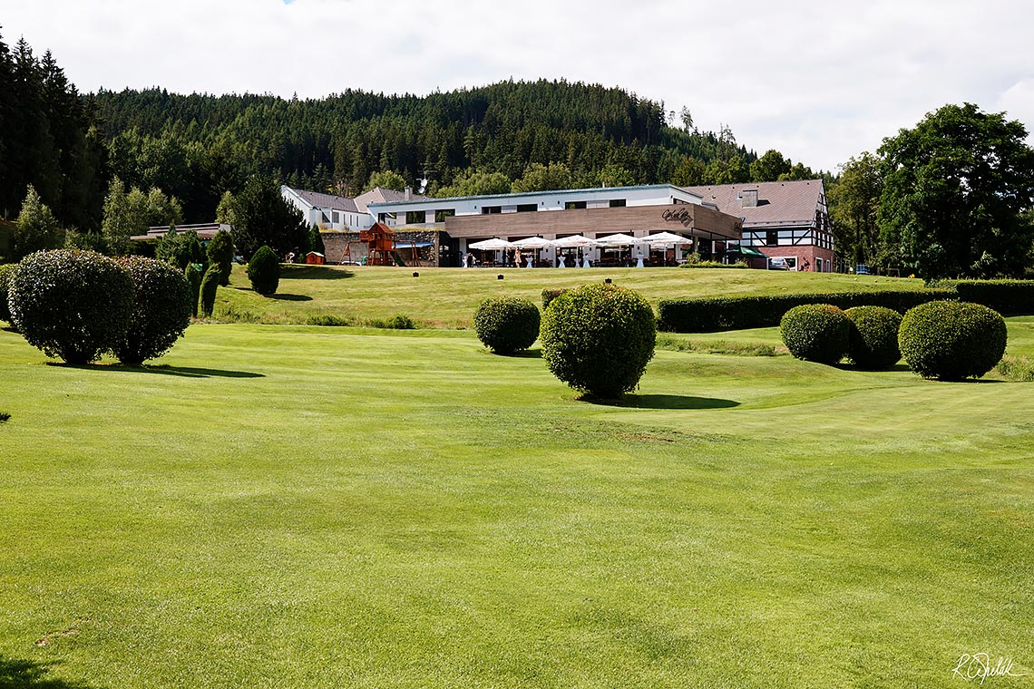 Golf and Spa resort Cihelny
