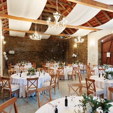 svatba ve stodole Hodějovický mlýn